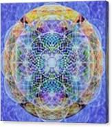 Torusphere Synthesis Interdimensioning Soulin Iv Canvas Print