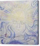 Total Freedom Af Mind And Spirit Canvas Print