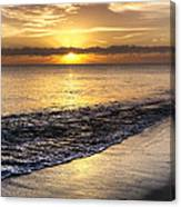 Total Serenity Canvas Print
