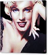 Totally Marilyn Canvas Print