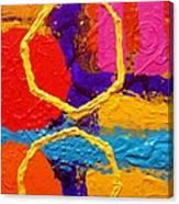 Totem Iv Canvas Print
