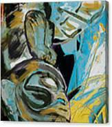 Totem Pole 3 Canvas Print