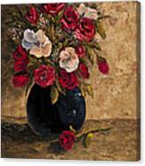 Touch Of Elegance Canvas Print