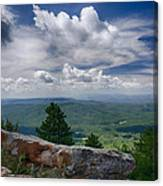 Touch The Clouds  Canvas Print