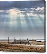 Touched By Heaven Canvas Print