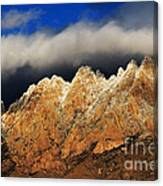 Touching The Clouds Canvas Print