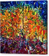 Tour De Babel Canvas Print