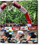 Tour De France 2014 Canvas Print