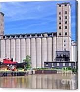 Tour Down Buffalo River Canvas Print