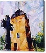Tour Saint Martin Canvas Print