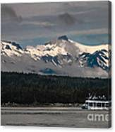 Touring Alaska Canvas Print