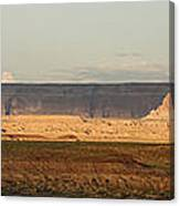 Tower Butte Panorama Canvas Print