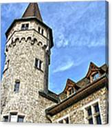 Tower Of History Canvas Print