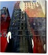 Towering  Canvas Print