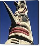 Towering Totem Canvas Print