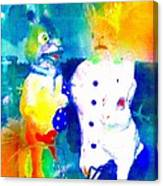 Toy Dreams 1 Canvas Print