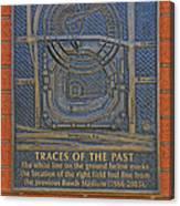 Traces Of The Past Busch Stadium Dsc01113 Canvas Print