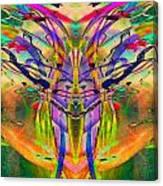 Tracings4 Canvas Print