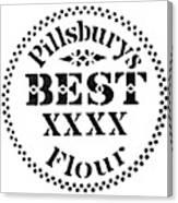 Trademark Pillsbury Canvas Print