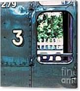 Train 4279 Canvas Print