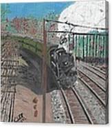 Train 641 Canvas Print