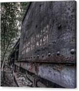 Train 8 Canvas Print