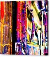 Train Funk IIi Canvas Print