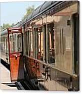 Train Transport Canvas Print