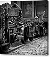 Trains 18 Canvas Print
