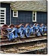 Trains Tr3634-13 Canvas Print