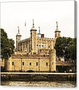 Traitors Gate Canvas Print