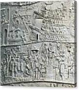 Trajan's Column Canvas Print