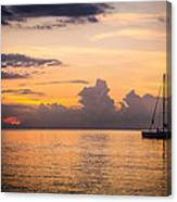 Tranquil Cruise Canvas Print