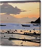 Tranquil Dawn Canvas Print