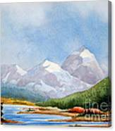 Tranquil Canvas Print