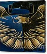 Trans Am Eagle Canvas Print