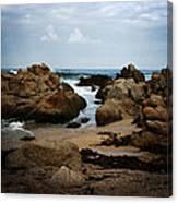 Transcend - Monterey, California Canvas Print