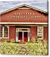 Transylvania Elementary Canvas Print