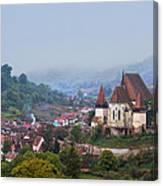 Transylvania Canvas Print