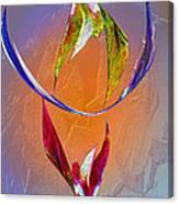 Trapeze Angels Canvas Print