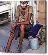 Travelin' Man II Canvas Print