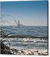 Trawler Canvas Print