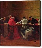 Treason, 1867 Canvas Print