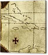 Treasure Hunt Canvas Print