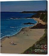 Treasure Island Laguna Beach Canvas Print