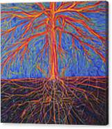 Tree As It Is Canvas Print