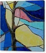 Tree Intensity - Sold Canvas Print