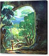 Tree Landscape Canvas Print