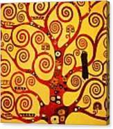 Tree Life Canvas Print