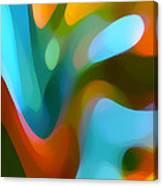 Tree Light 3 Canvas Print
